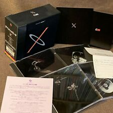 DEPECHE MODE X2 JAPAN-ONLY 4CD BOX SET ALCB-205~8 w/OBI+2 BOOKLETS+LEAFLET FreeS