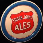Mid-30s Frank Jones Ales Serving Tray from Portsmouth, NH Pre-Prohibition Style
