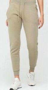 V by Very Women's Essential Khaki Joggers Size 16 Bnwt