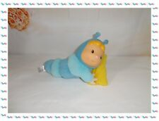 Z - Peluche Doudou Veilleuse Musicale Fille Chenillle Cotoons Glowing Smoby