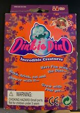 Vintage DINKIE DINO Virtual Pet Electronic TK-910 (Used)