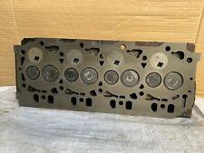Yanmar 4TNE92 Diesel Engine Cylinder Head Newly Skimmed With All Gaskets