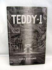 Autographed Book - TEDDY-1 Silent Series JOKO BUDIONO  2012 HC Graphic Novel