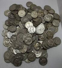 90% Silver Coins!-$10 Face Value Roll-Quarters-Bullion!