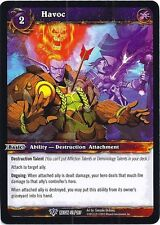 World of Warcraft WOW TCG Reign of Fire: Chaos x 3