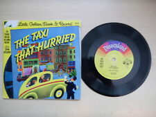 Golden Book & Record THE TAXI THAT HURRIED 33rpm 1974