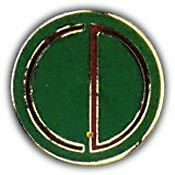 ARMY 85TH DIVISION LAPEL PIN