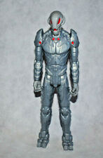"2015 Marvel Avengers Ultron Silver Figure Approx 12"" Free Post (ZR)"