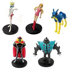Tatsunoko Production 40th Kyashan Casshern Set 5 Figure Kyashan Flender Briking
