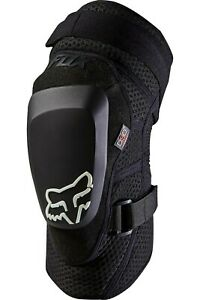 New Fox Racing Launch PRO D3O Knee Guard Black Size Large 18493-001-L