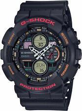 Casio GA-140-1A4 G-Shock Black Dial Resin Men's Watch