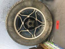 1983 Honda CX650 CX650C CX 650 Custom rear wheel rim 15in used oem