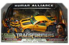 New Hasbro ROTF Transformers Human Alliance BUMBLEBEE Sam Action figure IN BOX