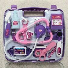 Education Kit Doctor's Case Toy Playing Play Medical Kids Role Set Pretending