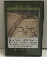 Great Authors of the Western Literary Tradition, 2nd Edition **NEW**