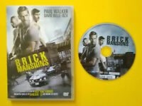 DVD Film Ita Azione BRICK MANSIONS paul walker rza ex nolo no vhs lp cd mc (D4)