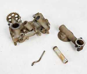 BMW E53 X5 Factory Engine Oil Pump V8 M62tu Motor 4.4i 4.6is 2000-2003 OEM