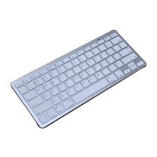 Bluetooth 3.0 Wireless Keyboard for Apple iPad-1 1 2 3 4 Mac Computer PC
