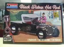 Monogram 4324 Black Widow Hot Rod model kit
