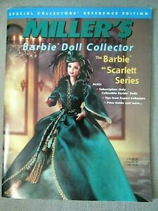 Barbie Gone With the Wind Doll Collector Reference Ed. Millers Catalog