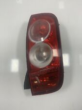 02 05 NISSAN MICRA K12 3DR HB DRIVER SIDE REAR REAR LIGHT TAILLIGHT N/A AX