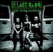 THE LAST GANG - KEEP THEM COUNTING   CD NEUF