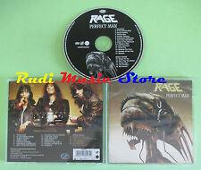 CD RAGE Perfect man 2007 eu NOISE NMRCD056 (Xs1) no lp mc dvd