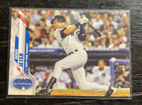 Derek Jeter 2020 Topps Update U-257 New York Yankees 2008 ASG