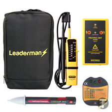 Martindale VT12 Voltage Tester KIT22, PD690 Proving Unit, Socket Tester, Case