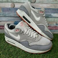 Nike Air Max 1 Sail Mortar (Pigeons) Ladies UK6.5 US9 EU40.5 Retro 2013 Grey