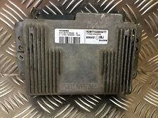 Calculateur moteur SIEMENS RENAULT Laguna - Réf : S113717205 / 7700102299