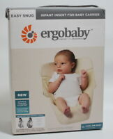 STORE DEMO Ergobaby Easy Snug Infant Mesh Insert Natural Free S/H