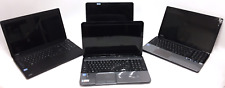 Toshiba Satellite Laptop Mixed Lot Parts and Repair Lot of 4 (See Description)