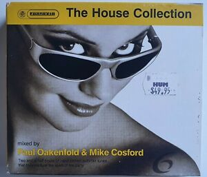 Paul Oakenfold & Mike Cosford - The House Collection CD 2xCD Cat No. FHC6
