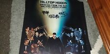 Hilltop Hoods The Great Expanse Autographed signed limited edition