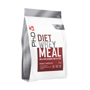 PhD Diet Whey Meal, Meal replacement protein powder (Choose Flavour)