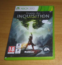 Jeu de role RPG XBOX 360 - Dragon age inquisition