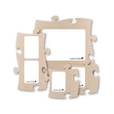 Country Living Puzzle Rahmen Starter-Set, 4 Bilderrahmen natur PUZZLE+ SET-P001