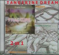 TANGERINE DREAM - FRACTURE / OEDIPUS TYRANNUS 1978 -1974 RARE 2 in 1 SOUNDTRACKS