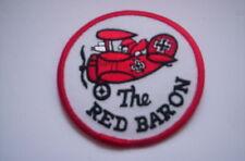 Aufnäher  The Red Baron  ca 7,5  cm