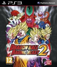 Dragon Ball: Raging Blast 2 (PS3) Sony PlayStation 3 PS3 Brand New