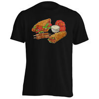 Arabic Food Doner Kebab Men's T-Shirt/Tank Top m880m