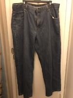 Liz Claiborne Men's Size 40 x 32 Relaxed Fit Blue Jeans Excellent Condition