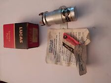 GENUINE NOS LUCAS IGNITION COIL 45222 TRIUMPH BSA NORTON 6V 6 VOLT N.O.S.