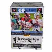 Factory Sealed 2020 NFL Panini Chronicles Football Blaster Box In Hand Ship ASAP