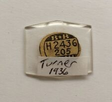 NOS Vintage 1936 Hamilton Turner Watch Glass Crystal
