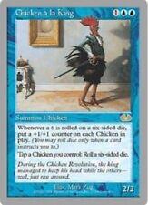 Magic The Gathering MTG Chicken A La King Unglued Trading Card LP