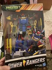 Power Rangers Beast Morphers Beast-X Megazord 10-Inch-Scale Action Figure.NIB