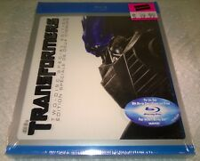 Transformers (Blu-ray, 2008, Canada) Special Edition with Rare Slipcover NEW