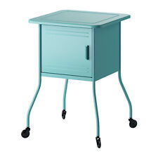 Ikea VETTRE Bedside table, turquoise